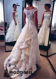 vintage lace wedding dress pink prom dress prom dress formal prom dress moddress