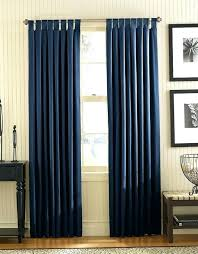 Blackout Curtains For Bedroom Navy Blue Drapes Navy Curtains White And Blue Curtains For Bedroom
