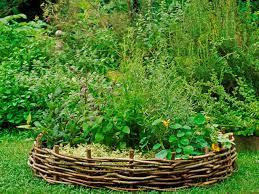 potager herb garden hgtv