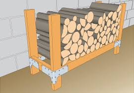 build firewood holder using metal design information about home