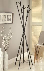 black metal coat rack steal a sofa furniture outlet los angeles ca