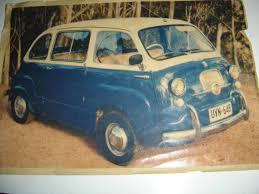 fiat multipla tuning curbside classic 1959 fiat 600 mutlipla u2013 the original mini van