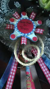 Mickey Mouse Baby Shower Corsage Themes Baby Shower Instructions On How To Make A Baby Shower