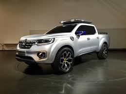 subaru pickup concept renault alaskan ute up close and personal with the french pick up