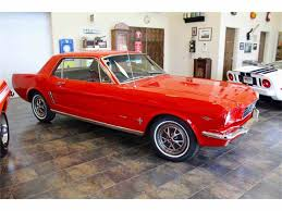All Black Mustang For Sale 1966 Ford Mustang For Sale On Classiccars Com 242 Available