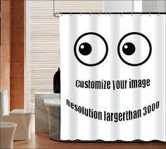 Fashion Shower Curtains Fashion Rick And Morty Custom Shower Curtain Bathroom Decor