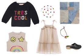 Gucci Clothes For Toddlers Shop 7 Spring Trends For Children Vogue