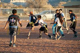 Flag Football Leagues 2016 Zyep Flag Football League Season Highlights Zuni Youth