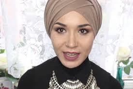 video tutorial turban style hijab aquila style