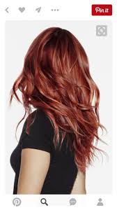What Color To Dye Your Hair 41 Best Red Hair Color Images On Pinterest Hairstyles Bright