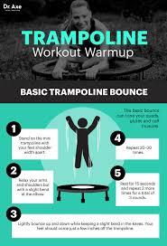 benefits of rebounding and trampoline workout dr axe