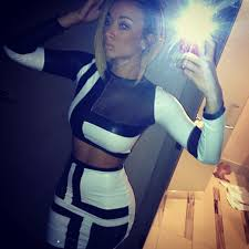 draya michele real hair length draya michele gets edgy new bob haircut the style news network