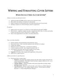 Resume Submission Email Sending A Cover Letter How To Write A Cover Letter 6 Steps