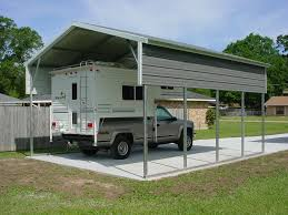 best metal rv garage ideas cheap metal rv garage