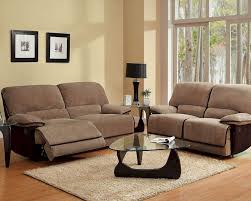 Sofa And Recliner Sofa Enchanting Reclining Sofa Sets Reclining Sofa Sets With Cup