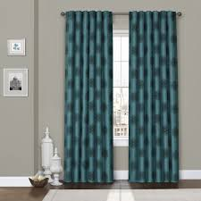 Eclipse Thermalayer Curtains by Eclipse Percy Flock Thermaweave Curtain Panel By Eclipse