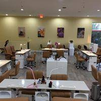 polished nail salon 1581 route 9 clifton park ny manicurists
