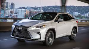 lexus 2017 2017 lexus rx350 everything you need to know about lexus u0027 top