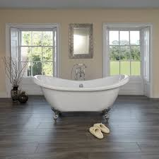 top two roll top baths for a transitional bathroom design fresh