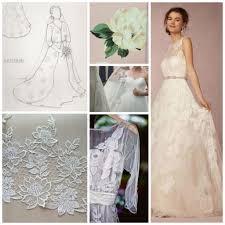 cameron u0027s design consultation and wedding dress sketch