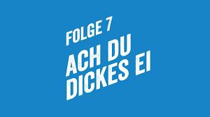 Vg Bad Bergzabern Folge7 Dickesei Youtube