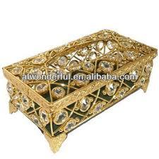decorative tissue box 2015 decorative arabic metal tissue box holder l853 2 buy fancy