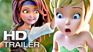 tinkerbell und die piratenfee trailer deutsch german 2014 hd