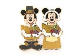 pilgram mickey and minnie