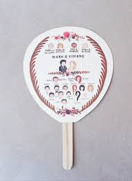 ceremony fans outdoor wedding ceremony fans shade parasols inside weddings