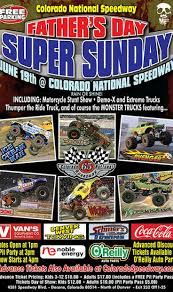 monster truck show colorado kyle patee colorado national speedway pinterest