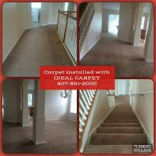 Free Estimate Carpet Installation by Ideal Carpet Inc Carpet Installation Orlando Carpet Installers