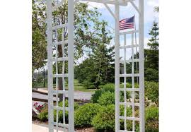 pergola garden trellis panels beloved curved garden trellis