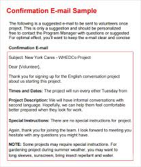 sample email 13 documents in pdf word excel psd