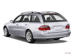 mercedes station wagon 2010 2009 mercedes e class wagon prices reviews and pictures