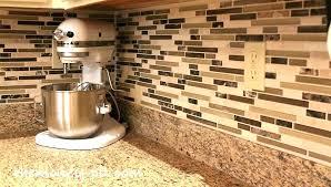 install backsplash in kitchen installing backsplash kitchen progood me