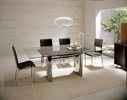 Decorating A Mans Dining Room LA Furniture Blog - Glass top dining table decoration