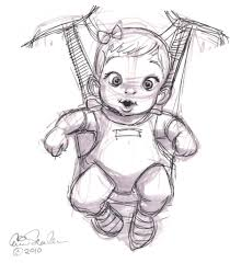 cute baby drawings coloring pages of cute baby animals eassume