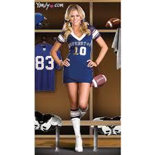 Halloween Football Costumes Superstar Player Costume Football Costume