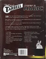 the original tarbell lessons course in magic magic makers