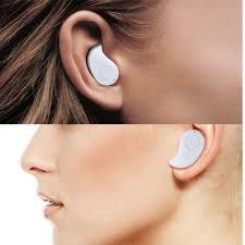 invisible earrings for school mini bluetooth earphone stereo in ear wireless invisible earphones