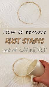 How To Get Rust Out Of Bathtub 15 Must See Removing Rust Stains Pins Remove Rust Stains