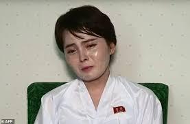 South Korea Probes N Korean Celebrity Who U0027returned Home U0027 Daily