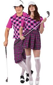 golf couple costumes simply fancy dress