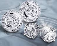 real diamond earrings for men itshot the right diamond jewelry store to buy men s diamond