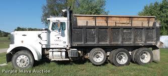 volvo dump truck 1987 volvo white autocar dump truck item k1119 sold oct