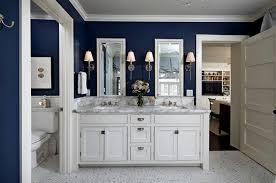 Royal Blue Bathroom Accessories Bathroom Appealing Royal Blue Bathroom Accessories With Lamp And