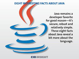 interesting facts about java