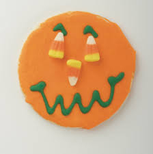 buy halloween cookies 12 wrapped jack o lantern smiley cookies