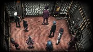image danganronpa v3 chapter 3 students descends to the class