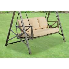 Home Patio Swing Replacement Cushion by Replacement Swing Canopies For Home Depot Swings Garden Winds